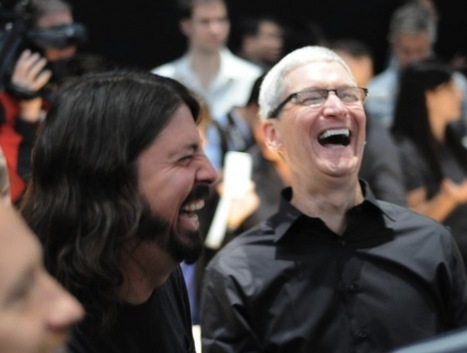 Apple can pick its moment to re-invent music again | PaidContent | digital culture | Scoop.it