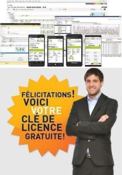 Le logiciel professionnel PRTG Network Monitor Fr 2015 version 100 capteurs Valeur 330$ devenu totalement gratuit | Logiciel Gratuit Licence Gratuite | Scoop.it