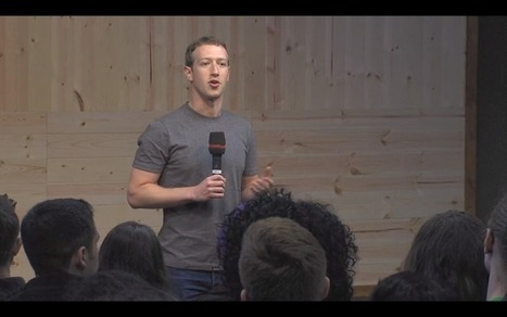 Zuckerberg says Facebook is 'thinking' about the demand for a dislike button   VentureBeat   Business   by Daniel Terdiman   Internet Presence   Scoop.it