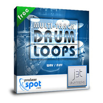 Download Free Multi-Track Drum Loops by J3T Drum Tracks | Composition and Music Education | Scoop.it