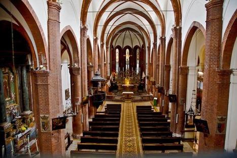 Alla scoperta della chiesa di San Domenico, principale monumento gotico di Torino | Capire l'arte | Scoop.it