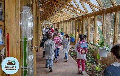 Ils créent la première école écologique et auto-construite en Urugay | CaféAnimé | Scoop.it