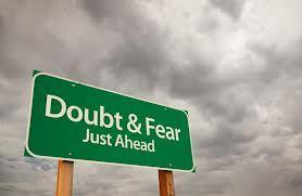"Seth's Blog: ""How do I get rid of the fear?"" 