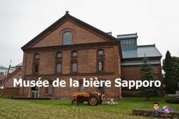 Musée de la bière Sapporo   Un Gaijin au Japon   Voyager au japon   Scoop.it