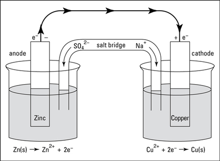 Electrochemical Cells: The Daniell Cell - For Dummies   Q1 Math Galvanic Cell Challenge   Scoop.it