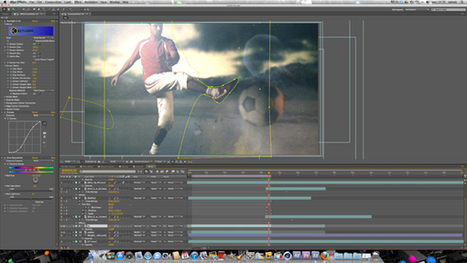 Matte painting, Chroma-Key et Camera Mapping ! | http://www.squid-impact.fr | Vidéo Passion | Scoop.it