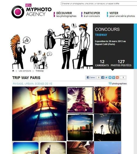 Ring News n°3 (ergonomie geek, photo, chiffres, my photo agency, timelapse) | Boxsons | Scoop.it