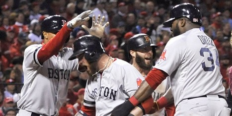 Sports Journalist Told To Write Some Slop About Baseball Healing Boston | Sports | Scoop.it