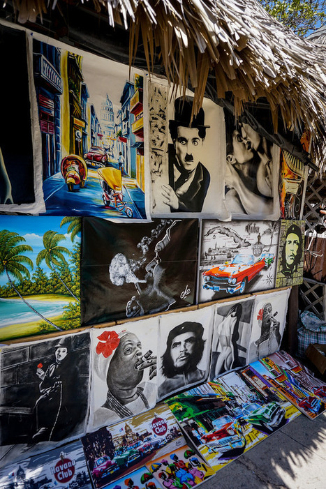 Cuban Street Art | ESL- EFL and Art | Scoop.it