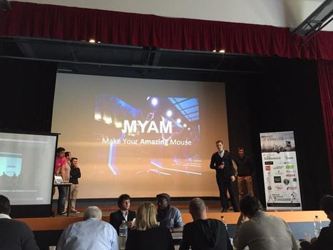 #3 du SWTO 2015 MakeYourAmazingMouse (@MYAM_Tlse) | Startup Weekend Toulouse | Scoop.it