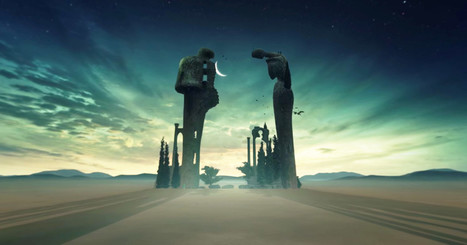 Dreams of Dalí, a new VR experience, takes you inside a surrealist desertscape dreamland. | Technology in Art And Education | Scoop.it