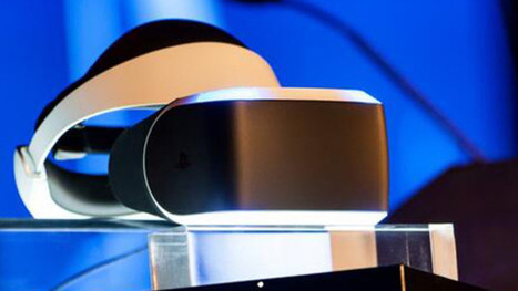 Project Morpheus: Sony's Oculus Rift VR Competitor Looks ... | Nouvelles IHM | Scoop.it