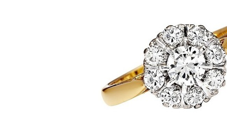 Vintage Diamond Engagement Rings - | Vintage-Antique Rings of the World | Scoop.it