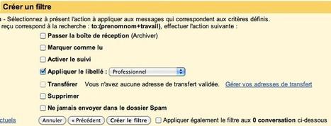 Pour un compte Gmail, plusieurs adresses mail disponibles | Communication 2.0 (référencement, web rédaction, logiciels libres, web marketing, web stratégie, réseaux, animations de communautés ...) | Scoop.it