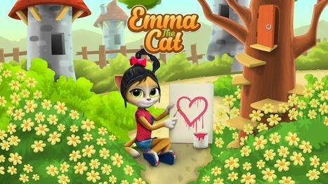 Emma The Cat - Virtual Pet - Android Apps on Google Play | Best Apps & Games for Android and iOS | Scoop.it