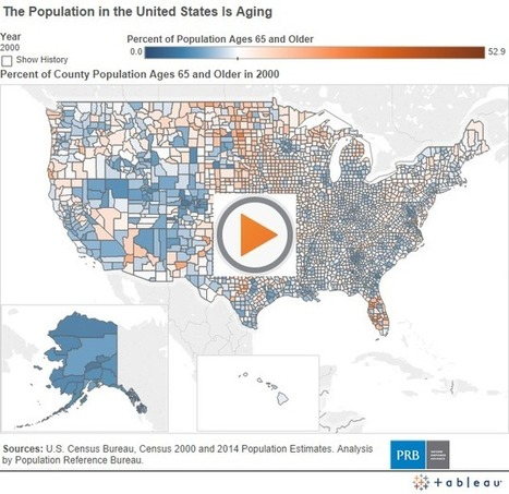 Aging Baby Boomers to Face Caregiving, Obesity, Inequality Challenges | Global Aging, selected by Fred SERRIERE | Scoop.it