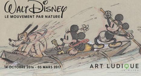 Walt Disney au coeur de la prochaine exposition du Musée Art Ludique | les expositions et musées | Scoop.it