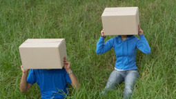 For a creativity boost, think outside the box...literally | Scooped cutting-edge ICT... with creativity! | Scoop.it