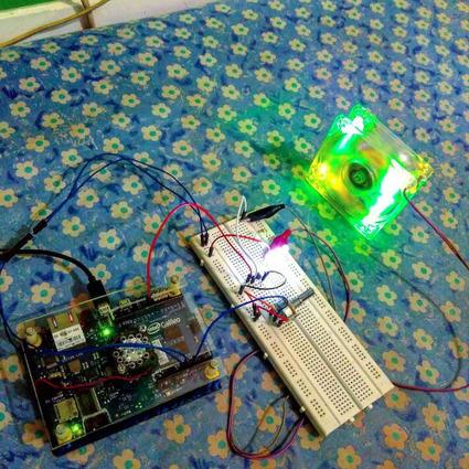 Insta-Arduino | Pwm test.. #intel #galileo #arduino #pwm by... | Raspberry Pi | Scoop.it
