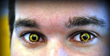 Alertan sobre peligros de lentes de contacto en Halloween | Salud Visual 2.0 | Scoop.it