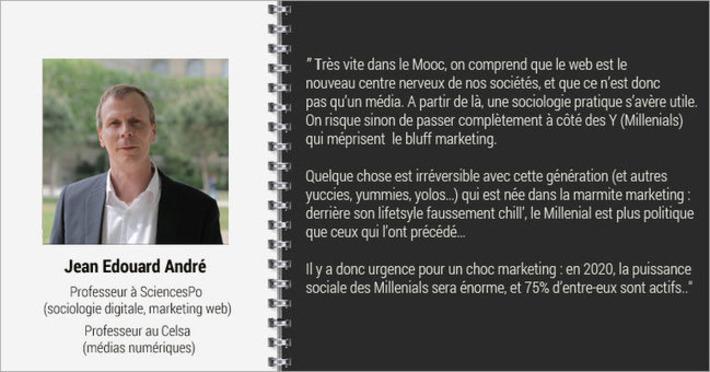 MOOC Civilisation 2.0… Rencontre avec Jean Edouard André | MOOC Francophone | Scoop.it