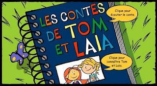 Les contes de Tom et Laia - niveaux A1-A2 | FLE enfants | Scoop.it