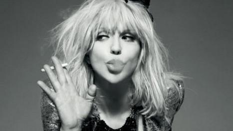 Courtney love prepara gira como solista   ¡La Rockola!   Scoop.it