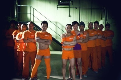 Prison Dancer: The Musical | Interactive Inspiration | Scoop.it