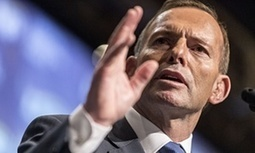 #Moron #PM #Australia #retard Tony #Abbott revives anti-carbon tax campaign as Labor recommits to ETS | Messenger for mother Earth | Scoop.it