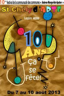 Le Festival Saint Chély D'Arte   Lozère Tourisme site officiel du CDT   Tourisme en Lozère   Scoop.it