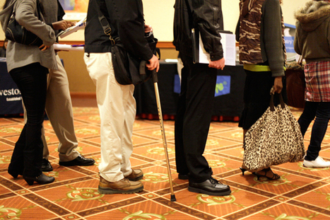 Jobless claims fall to lowest level in two months | Real Estate Plus+ Daily News | Scoop.it