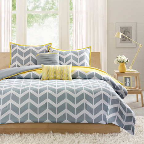 Cover Story: Modern Bedding that Packs a Design Punch | Evoke Modern Homes | Scoop.it