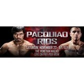 Pacquiao vs Rios Live On HBO Pay-Per-View | NFL 2013 REGULAR SEASON LIVE STREAM | Scoop.it