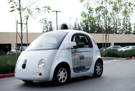 Google patent glues pedestrians to self-driving cars - Breitbart | Sustainable transportation: SEAMless mobility - Shared, Electric, Autonomous (driverless), OMNImodal mobility | Scoop.it