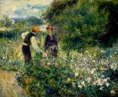 25 février 1841 naissance d'Auguste Renoir | Racines de l'Art | Scoop.it