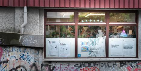 Solidarité avec les migrants au fablab Neckar-Alb en Allemagne | osez la médiation | Scoop.it