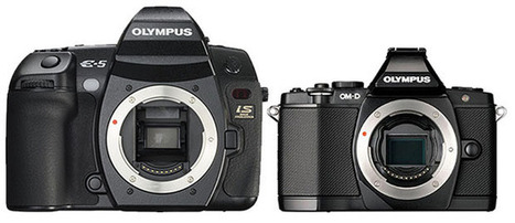 Olympus Hints at a Mirrorless Successor to the E-5, DSLR Line to End?   Digital-News on Scoop.it today   Scoop.it