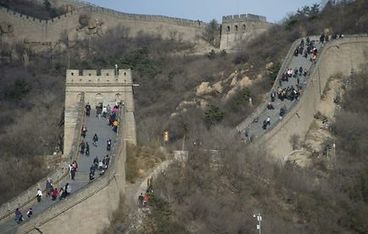 Chine: 30% de la Grande Muraille des empereurs Ming a disparu   un autre regard sur l'actu   Scoop.it