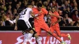 برشلونة تتفوق علي فالنسيا بهدف نظيف في الليجا الإسبانية | جريدة عيون مصر | Scoop.it