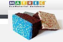 Materiali eco: apre a Firenze il Matrec, banca dati della sostenibilità | Conetica | Scoop.it