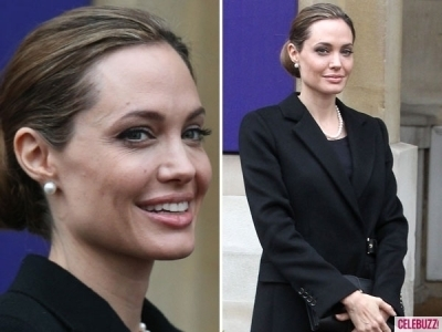 Angelina Jolie Is Graying Gracefully - Sexy Balla | Daily News About Sexy Balla | Scoop.it