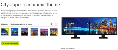 285 packs de themes gratuits 2013 pour Windows 7, Windows 8 et Windows RT - Licence gratuite | Logiciel Gratuit Licence Gratuite | Scoop.it