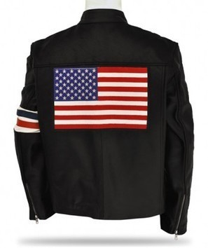 Easy Rider Captain America Jacket | Celebrities Leather Jacket | Scoop.it