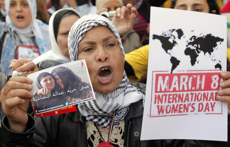 Muslim Brotherhood condemns U.N. declaration on women's rights | Upsetment | Scoop.it