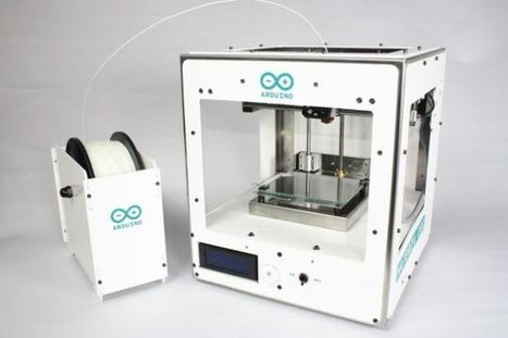 Arduino's New 3D Printer Will Cost You Less Than $1000 | digital divide information | Scoop.it