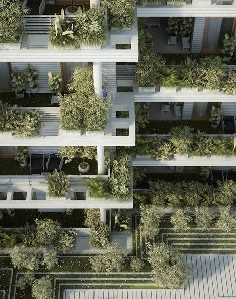En route pour une ville verte ! - Jardiner en Ville | ville et jardin | Scoop.it
