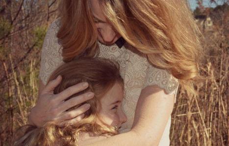 Riadky dieťaťu: Dúfam, že nemusíš stále uvažovať, koľko vecí potrebuješ zmeniť, aby som ťa milovala | Rodina | Scoop.it