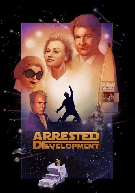 John Gushue on Tumblr   Arrested Development gets the long-awaited Star...   social musings   Scoop.it