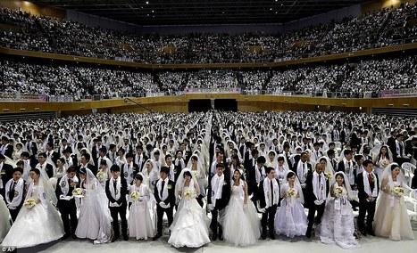 Saint-Valentin: 20.000 jeunes fiancés rencontrent le pape François | Intervalles | Scoop.it