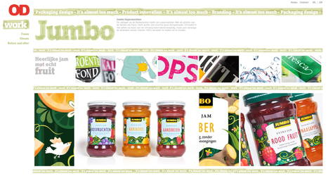 Jumbo Supermarkten | OD | Julia Allum Illustration | Scoop.it